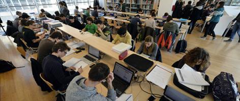 7 aprile: test di ammissione congiunto per i Dipartimenti di Fisica, Matematica, Ingegneria e Scienza dell'Informazione